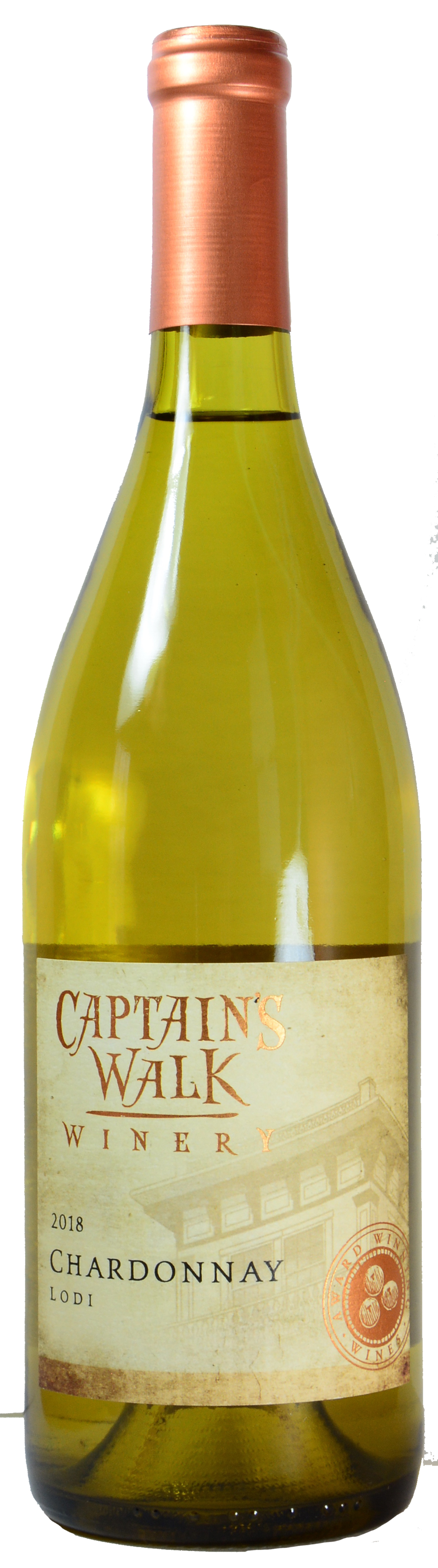 Captain's Walk Chardonnay