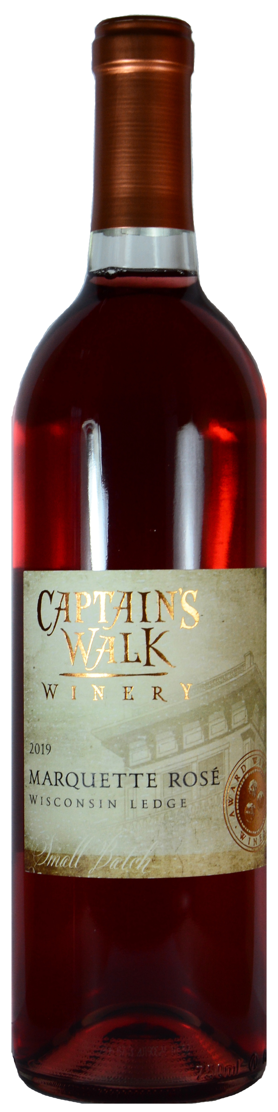 Captain's Walk Marquette Rosé Photo