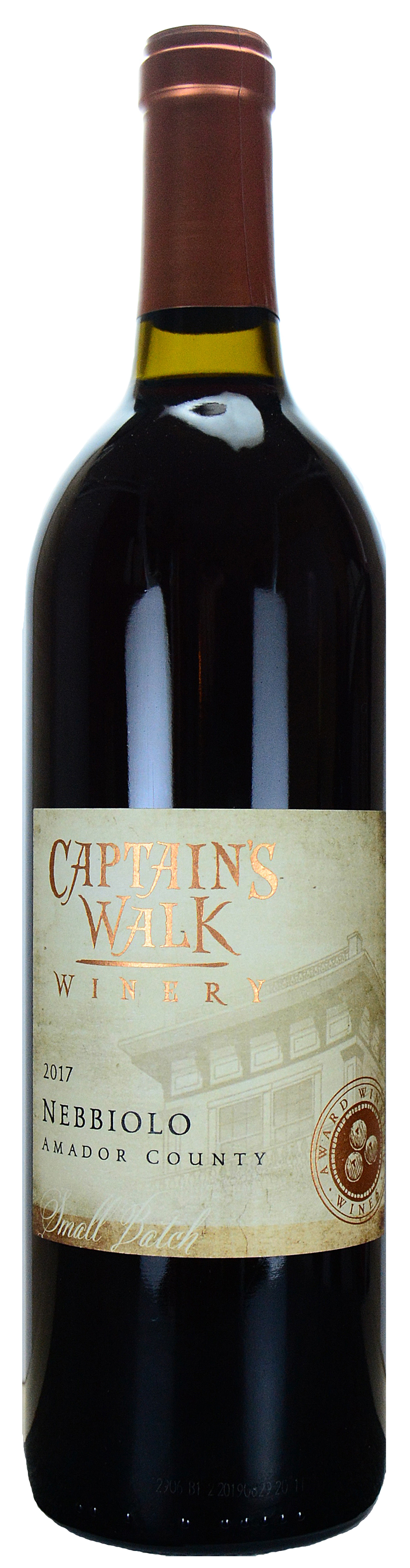 Captain's Walk Nebbiolo