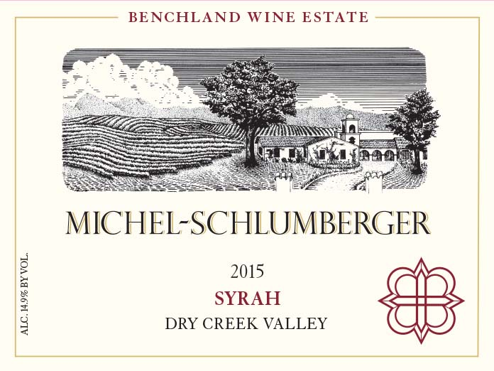 Syrah 2015 Dry Creek Valley