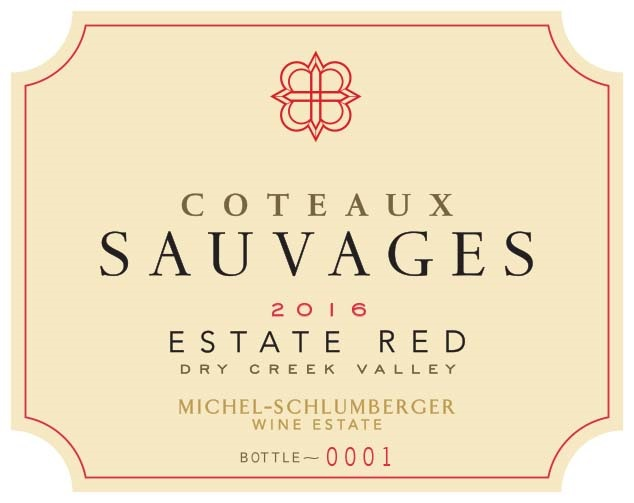Coteaux Sauvages 2016 Dry Creek Valley Photo