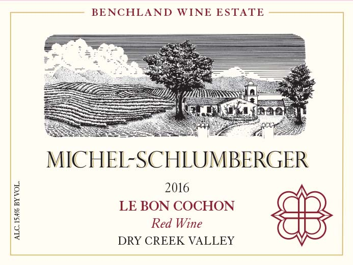 Le Bon Cochon 2016 Dry Creek Valley