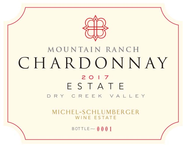 Chardonnay 2017 Mountain Ranch Dry Creek Valley