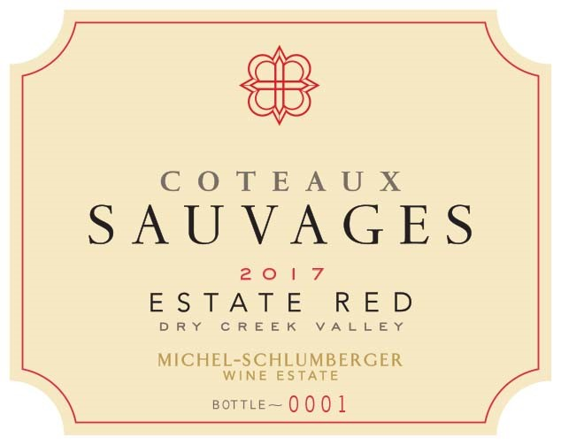 Coteaux Sauvages 2017 Dry Creek Valley