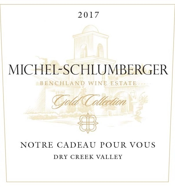 Notre Cadeau 2017 Gold Collection Dry Creek Valley