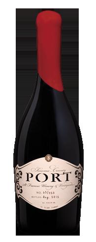 12tawnyport bottleshot St. Francis Winery Update