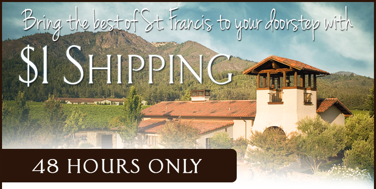 1ship head3 St. Francis Winery & Vineyards Update