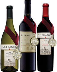 harvest fair2 St. Francis Winery Update