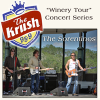krush St. Francis Winery Update