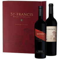 nl artisan St. Francis Winery Update