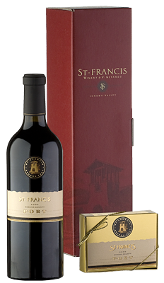 portpkg St. Francis Winery Update