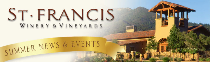 summerheader St. Francis Winery Update