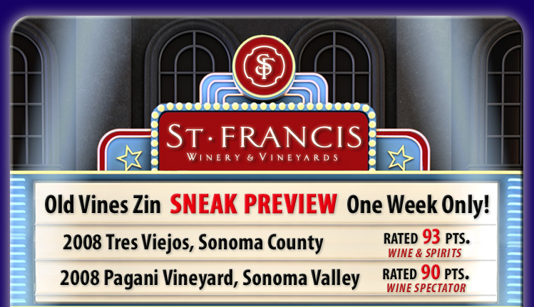 tres1 St. Francis Winery & Vineyards