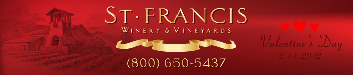valefooter12 St. Francis Winery Update