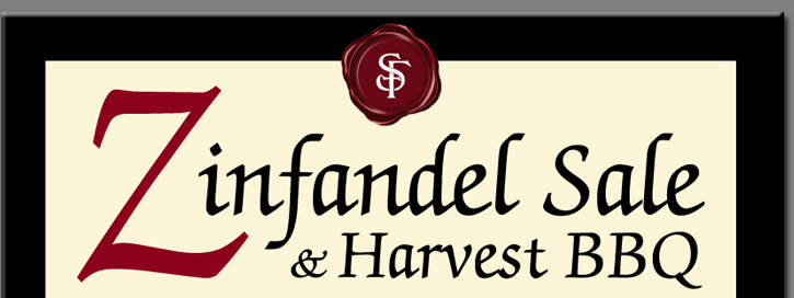 zine1 St. Francis Winery Event And Zinfandel Sale