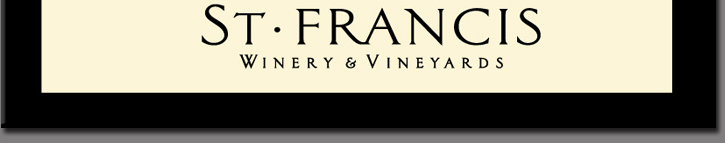 zine5 St. Francis Winery Event And Zinfandel Sale