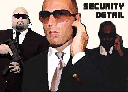 Security Detail