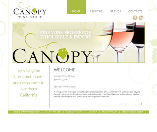 Canopy Wine Group