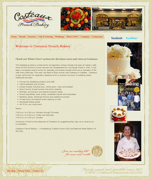 Costeaux Bakery