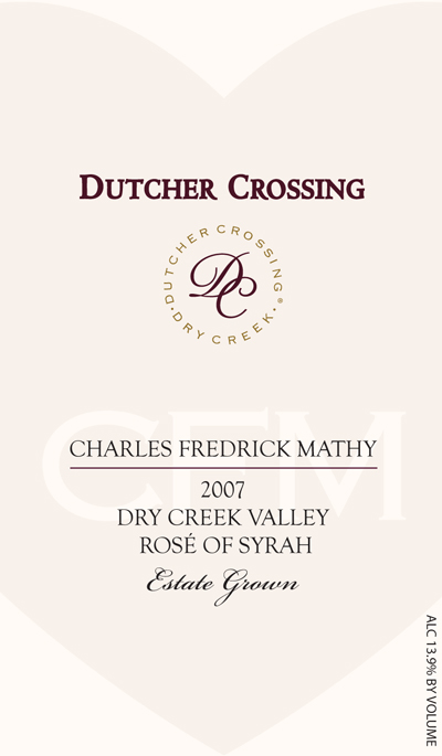 Dutcher Crossing
