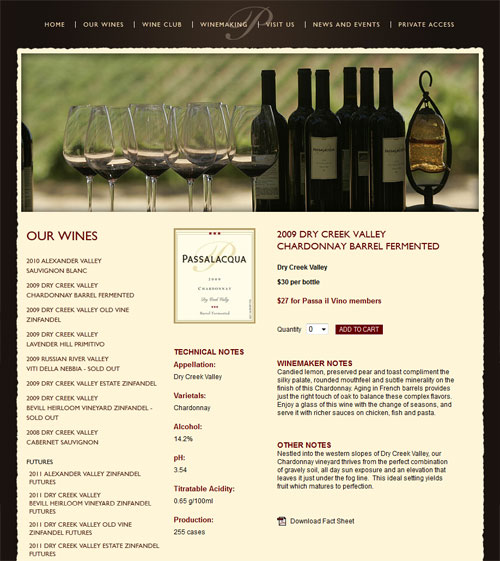 Passalacqua Wine Group