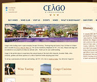 Ceago Vinegarden