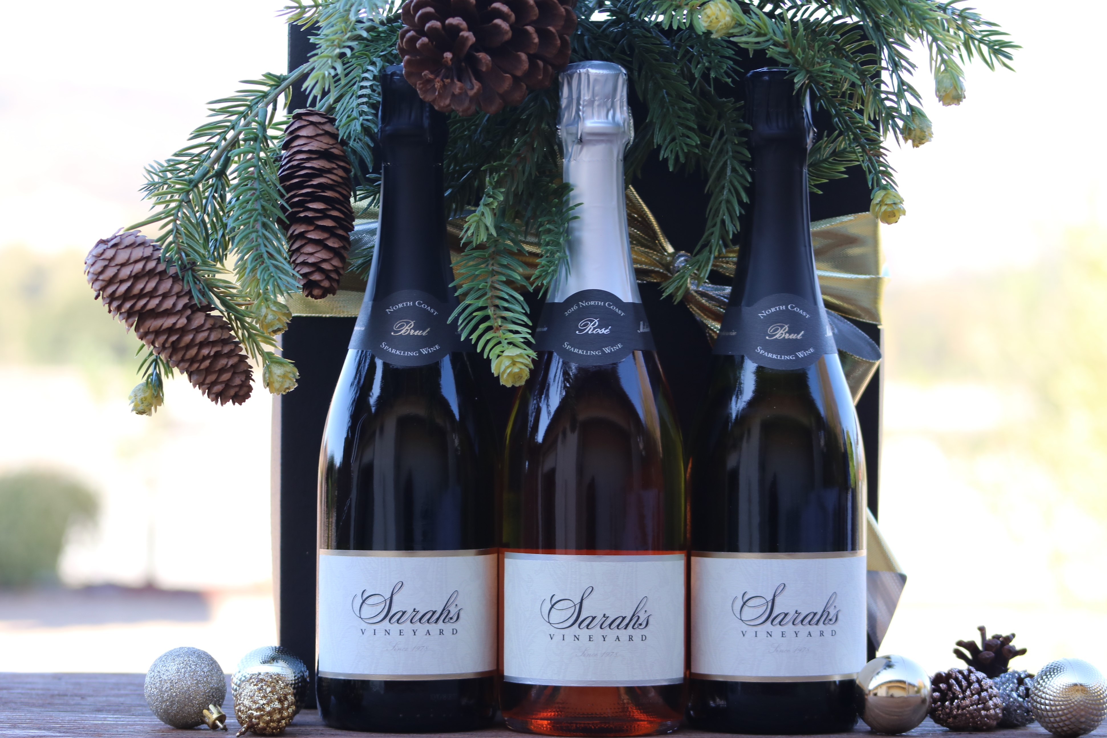 Sparkling Wine Gift Collection