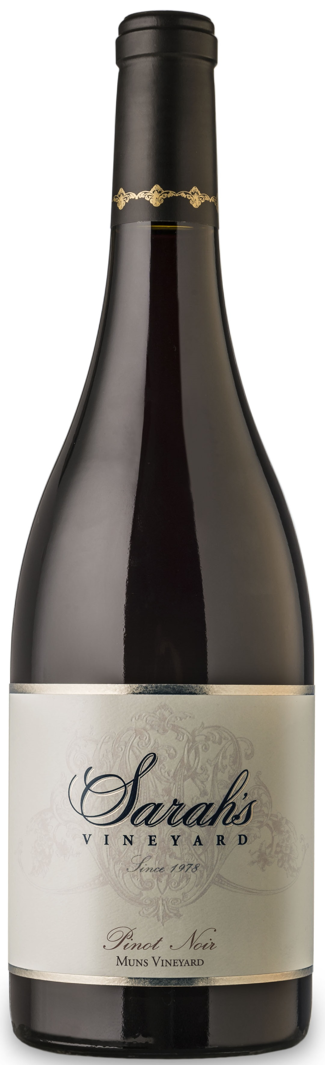 2017 Pinot Noir Muns Santa Cruz Mountains