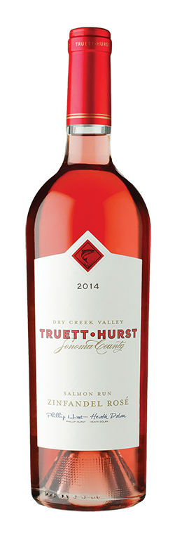 2014 Salmon Run Zinfandel Rose