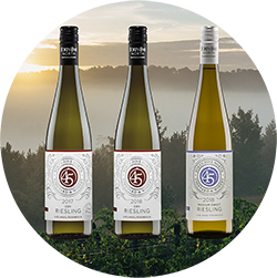 Riesling Sampler- 1 each 15% off!