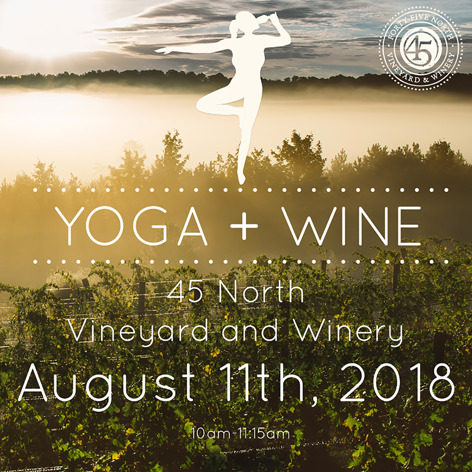 Yoga Only August 11th