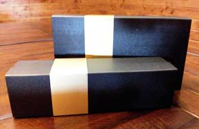 Gift Box Black, 1 btl