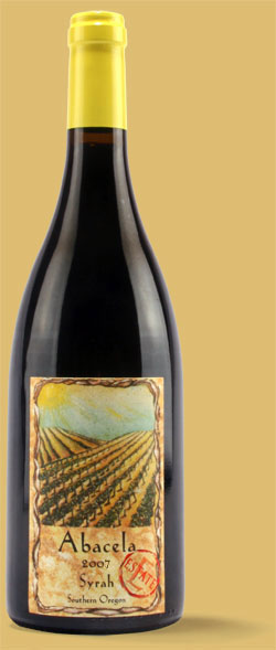 Syrah Estate 2007
