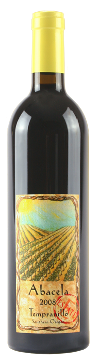 Tempranillo Estate 2008