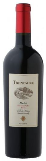 2017 Trentadue Estate Scott Henry Merlot Photo