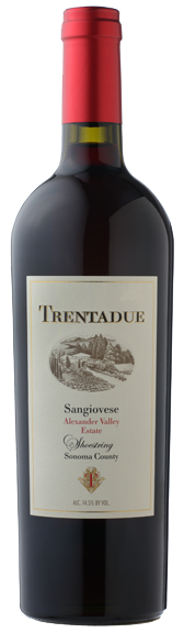 2019 Trentadue Estate Shoestring Sangiovese