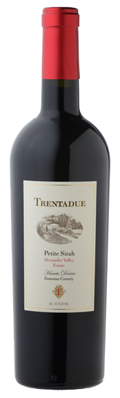 2017 Trentadue Estate Heart's Desire Petite Sirah Photo