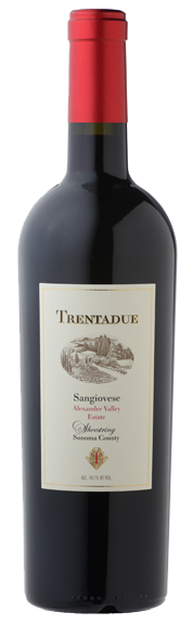 2018 Trentadue Estate Sangiovese Photo