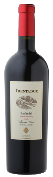 2017 Trentadue Estate Victorian House Zinfandel Photo