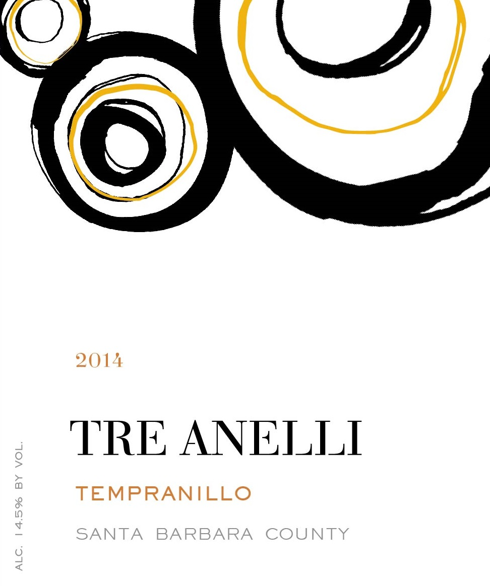 2014 Tempranillo Santa Barbara County
