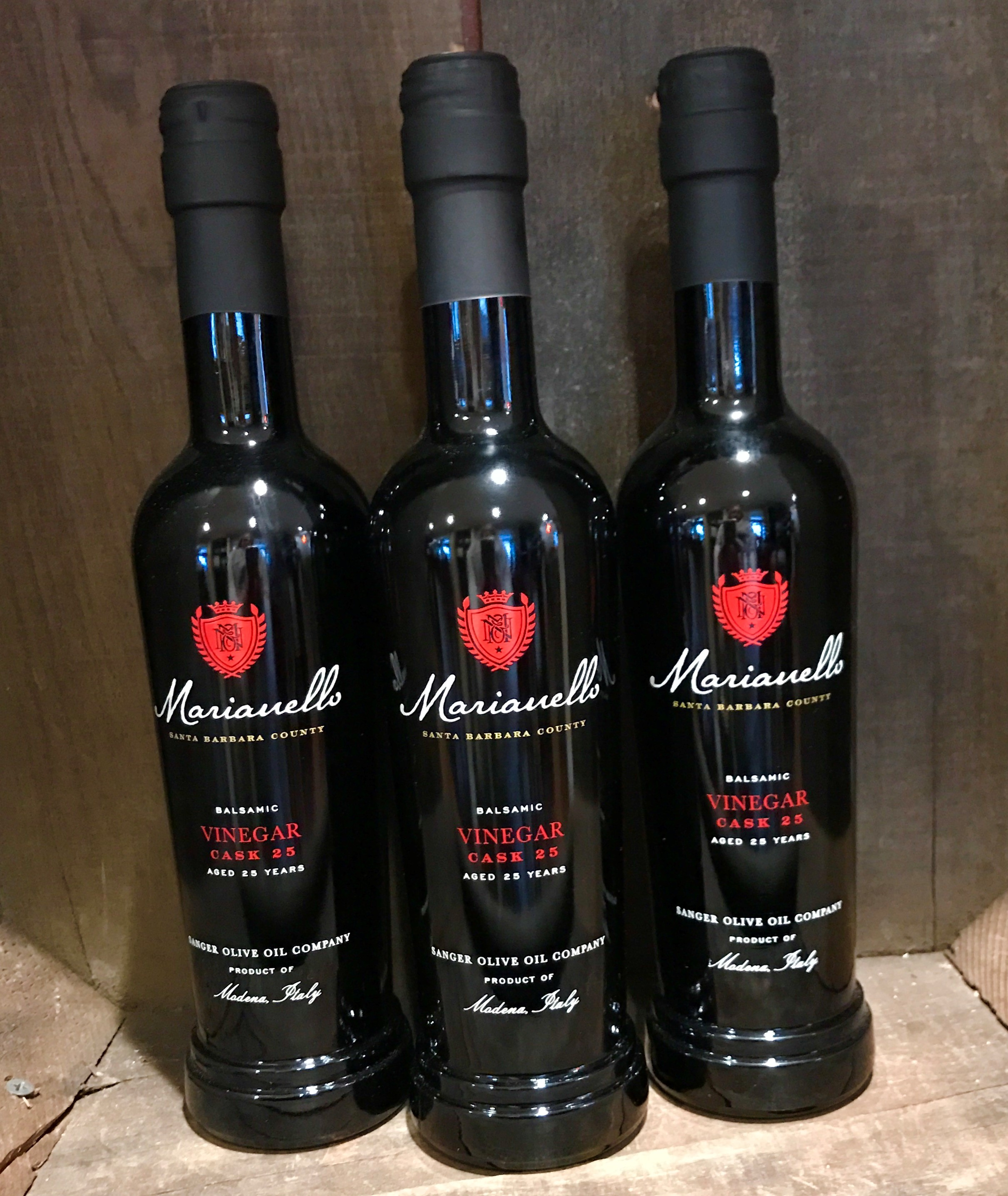 2015 Marianello Balsamic Cask 25 Years