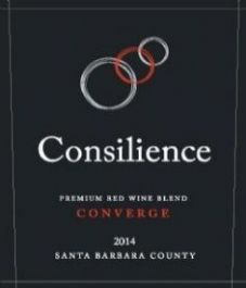 2014 Converge Red Blend