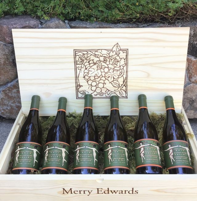 Chardonnay Celebration 2010-2015: Limited Library Release (in wooden logo box)