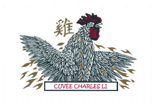 2017 Cuvee Charles Li Pinot Noir Photo
