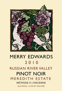 2010 Meredith Estate Pinot Noir