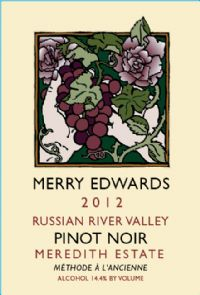 2012 Meredith Estate Pinot Noir