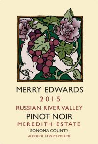 2015 Meredith Estate Pinot Noir