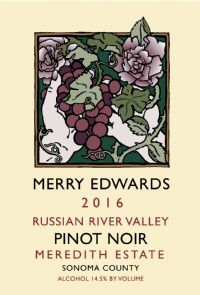 2016 Meredith Estate Pinot Noir