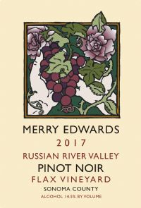 2017 Flax Vineyard Pinot Noir