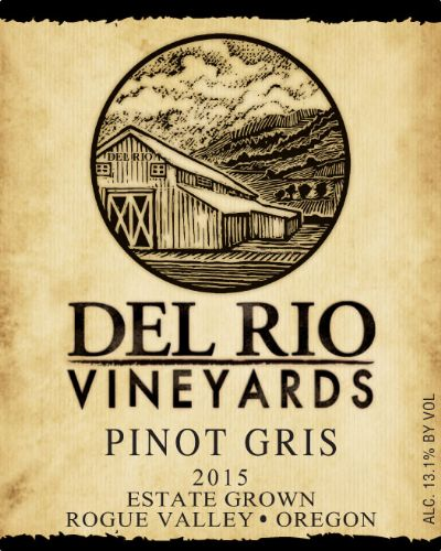 2015 Pinot Gris Case Special